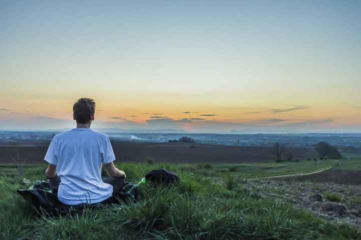 Yes, you can meditate. But should you?